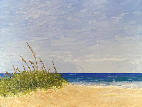 """Peaceful Dunes"" by Doug Key"