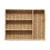 Seagrass Section Tray