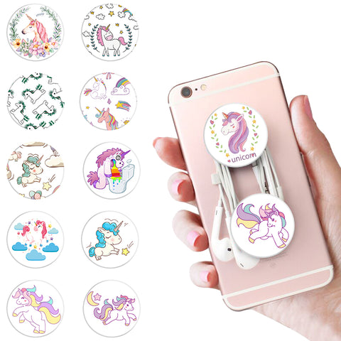 Unicorn Pop Phone Holder