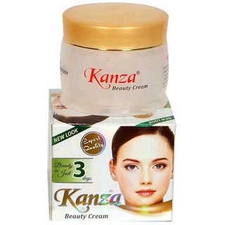 Kanza Beauty Skin Whitening Cream 35g - a1beaute