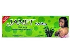 Janet Aloe Vera Gel Tube 1 oz / 30 g - a1beaute