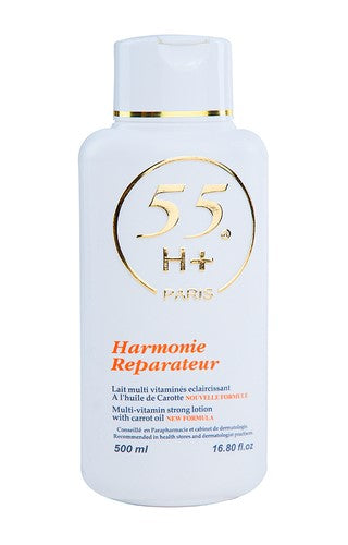 55H+ Harmonie Reparateur Body Lotion 16.8 / 500 ml - a1beaute