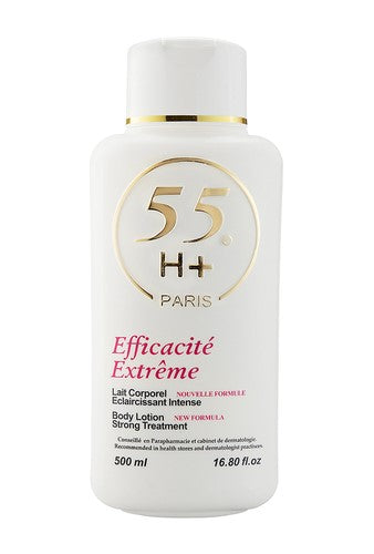 55H+ Efficacite Extreme Body Lotion 16.8 / 500 ml - a1beaute