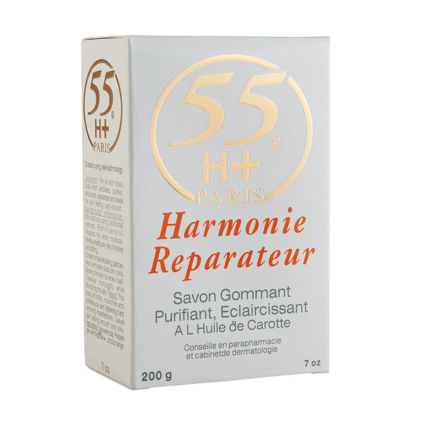 55H+ Harmonie Reparateur Lightening Soap 7 oz / 200 g - a1beaute