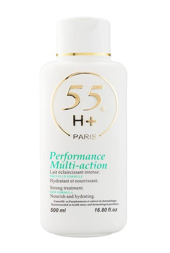 55H+ Performance Multi-Action Body Lotion 16.8 / 500 ml - a1beaute
