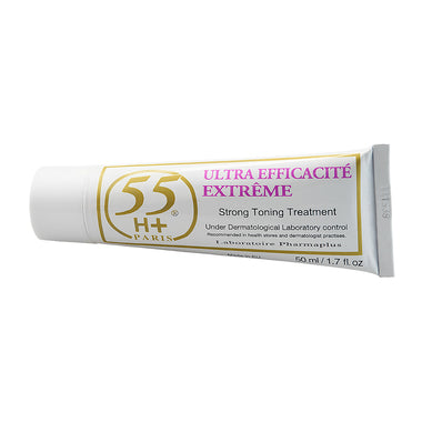 55H+ Efficacite Extreme Strong Toning Treatment Cream Tube 50g/1.7oz - a1beaute