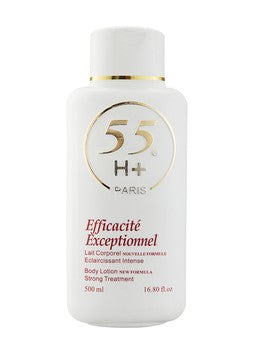55H+ Efficacite Exceptionnel Body Lotion 16.8 / 500 ml - a1beaute