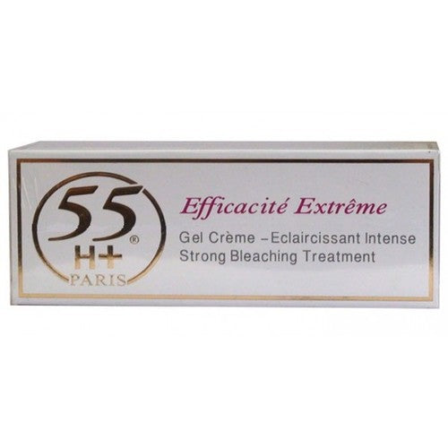 55H+ Efficacite Extreme Strong Toning Treatment Gel Tube 50g/1.7oz - a1beaute