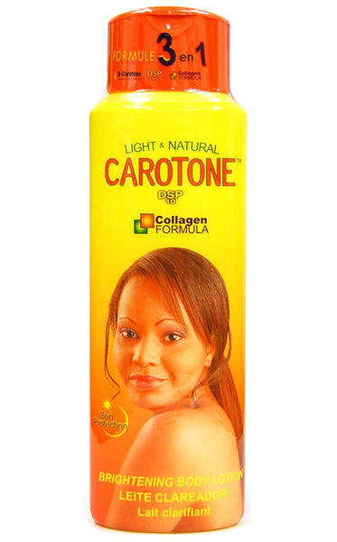 Carotone Brightening 550 ml Body Lotion - a1beaute