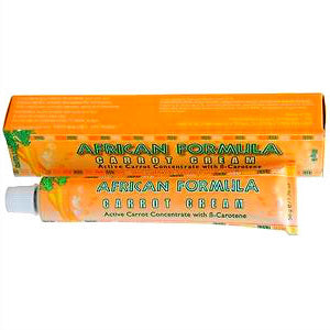 African Formula Carrot Tube Cream 1.76 oz / 50 g - a1beaute