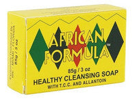 African Formula Healthy Cleansing Soap (Yellow) 3.0oz / 85g - a1beaute