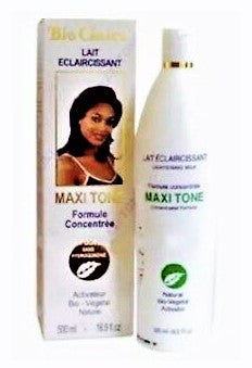 Bio Claire Maxi Tone Lightening Milk 16 oz / 500ml - a1beaute