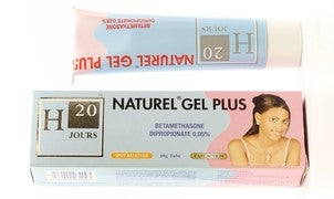 H20 Natural Gel Tube  Plus (pink) 2.00 oz / 60 g - a1beaute