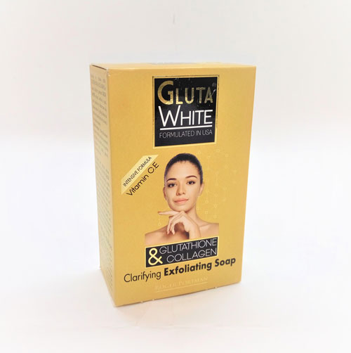 Gluta White Soap  200g - a1beaute