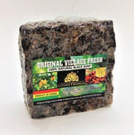 Cosmethings 100% Natural African Black Soap 16 oz - a1beaute