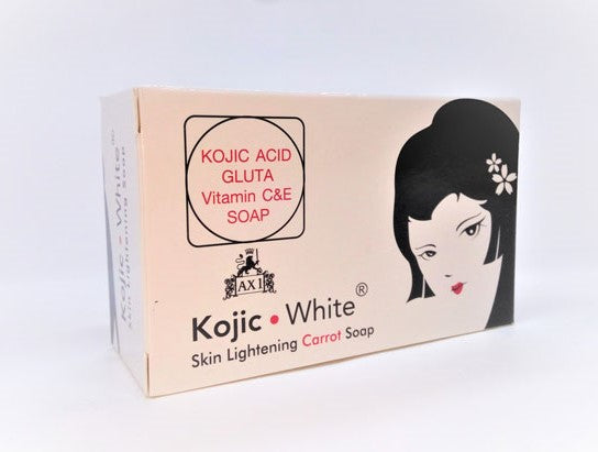 Kojic White Carrot Soap 135g - a1beaute