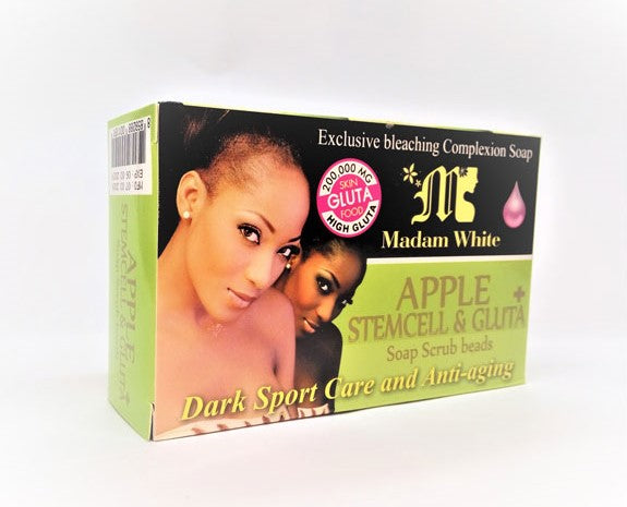 Apple Stemcell & Gluta Soap 160g - a1beaute