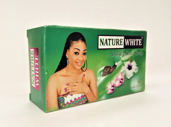 Nature White Luxury Body Soap 200 g - a1beaute
