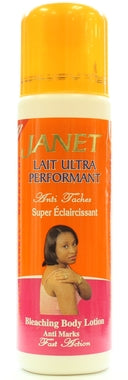 Janet Bleaching Body Lotion 16 oz / 500 ml - a1beaute