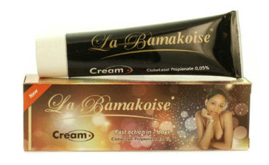 La Bamakoise Cream Tube - Black , 50g - a1beaute