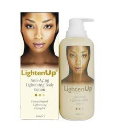 Lighten Up Anti-Aging Lightening Body Lotion 400ml - a1beaute