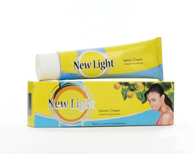 New Light Tube Cream - Lemon 1.57oz / 47 ml - a1beaute