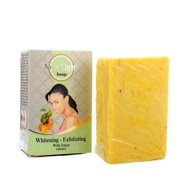 New Light Exfoliating Soap with Zaban 12oz / 350g - a1beaute