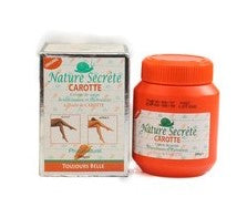 Nature Secrete Body Cream Jar Carrot 10 oz / 300 g - a1beaute