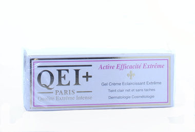QEI+ Efficacite Extreme Moisturizing Lightening Cream-GEL1 oz / 30 g - a1beaute