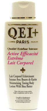 QEI+ Efficacite Extreme Moisturizing Toning Body Lotion With Shea Butter 16.8oz/500ml - a1beaute