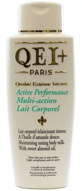 QEI+ Performance Multi-Action Moisturizing Toning Body Milk 16.8 oz / 500 ml - a1beaute