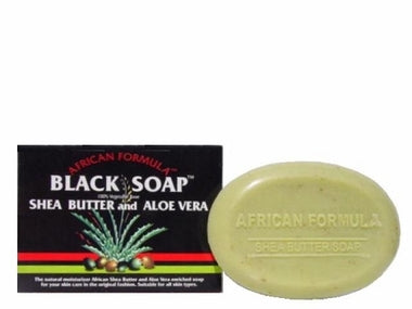 African Formula Shea butter Soap & Aloe 3.5 oz / 100g - a1beaute