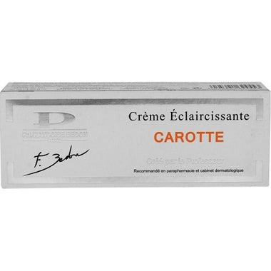 Pr. Francoise Bedon Carrot Lightening Tube Cream 1.69oz/50ml - a1beaute
