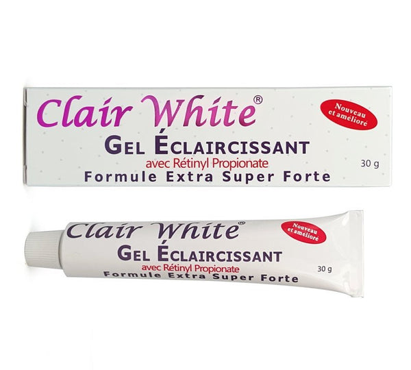Clair White Lightning Gel 1 oz / 30 ml - a1beaute
