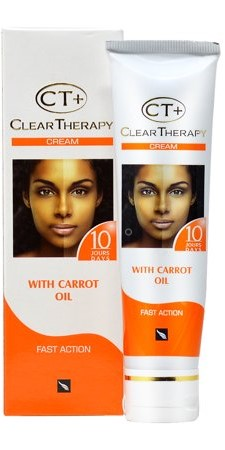 CT+ Cream Tube  Carrot 50g - a1beaute