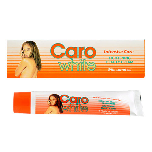 Caro White Carrot Lightening Beauty Cream Tube 30ml - a1beaute