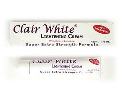 Clair White Lightning Cream Tube 1.76 oz / 50 ml - a1beaute