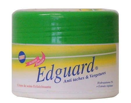 Edguard Anti Taches & Vergetures Jar Cream 10.5 oz / 300 g - a1beaute