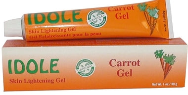 Idole Tube Gel - Carrot 1oz/30g - a1beaute