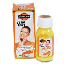 Zero Spot Concentrated Cream carrot and Vit E 60 ml