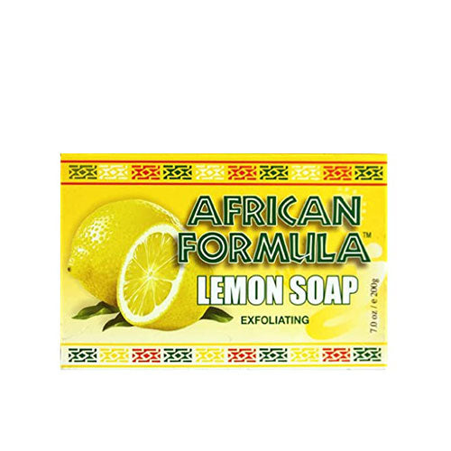 African Formula Lemon Soap 200g - a1beaute