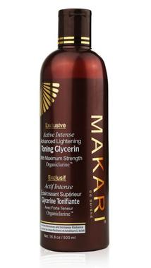 Makari Exclusive Advanced Lightening Glycerin with Organiclairine 500ml / 16.8oz - a1beaute