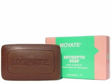 Movate Antiseptic Soap 3 oz / 85 g - a1beaute