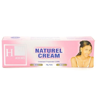 H20 Natural Cream Tube (pink) 1.76 oz / 50gr - a1beaute