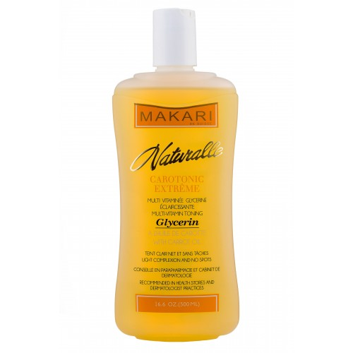 Makari Carotonic Extreme Body Glycerin 16.6oz/500ml - a1beaute
