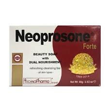 Neoprosone Soap 2.82 oz / 80 g - a1beaute