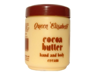 Queen Elisabeth Cocoa Butter Jar Cream 16.9 oz / 500 ml - a1beaute