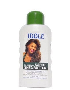 Idole Shea Butter Lotion 10.5 oz / 320 ml - a1beaute