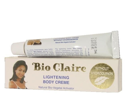Bio Claire Lightening Body Tube Cream 30 ml - a1beaute