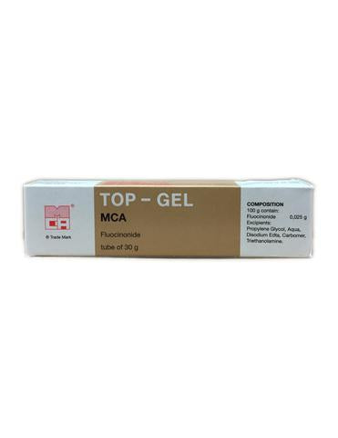 Top Gel Tube 30 g - a1beaute